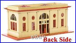 Lionel Pre-War #116 Lionel City Station withStop Control ORIGINAL 1935-42 LN