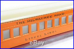 Lionel Pre-War 250E Milwaukee Road Hiawatha Passenger Set 1936-42 Pro-Repaint