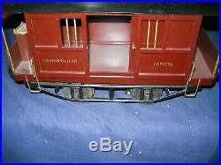 Lionel Pre War 2 7/8 Rail Car Possible Repro Unknown Excellent Condition