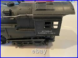 Lionel Pre War 763E Locomotive Engine With Tender