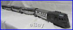 Lionel Pre War Flying Yankee #616 O Gauge Complete Train Set Fully Tested