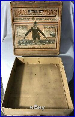 Lionel Pre-War New York Central #8 Line Engine Original Boxed Set Amazing