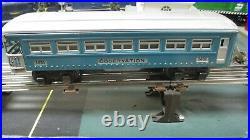 Lionel Pre War Passenger Set, 259 Eng. Blue, 1630, 1630, 1631 & Boxes