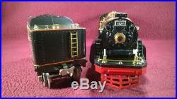 Lionel Pre War Standard Gauge 392e Steam Locomotive & 390-x Tender Vg+