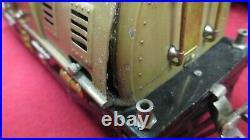 Lionel Pre War Standard Gauge Mojave Set, 10 Loco. (2) 337, 338 Cars