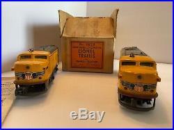 Lionel Prewar 1467w Train Set In Box O-gauge
