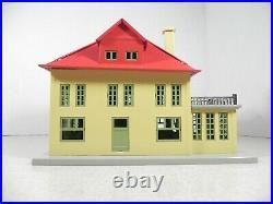 Lionel Prewar #191 Villa For Model Trains O Gauge Building