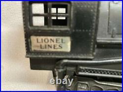 Lionel Prewar #226e Engine & 2226 Tender