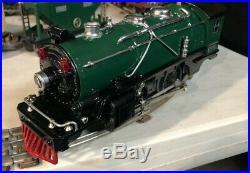 Lionel Prewar 249E Engine 1936-39 Classic Redone Runs Great Very Nice