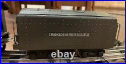 Lionel Prewar 249e With 265w Tender. Restored And serviced