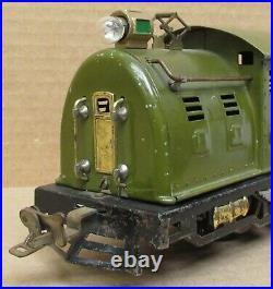 Lionel Prewar 254 Electric Engine TESTED O-Gauge