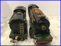Lionel Prewar 260e Steam Locomotive & 260t 12 Wheels Tender