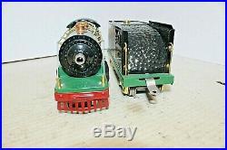 Lionel Prewar 261 Steam Engine & Custom Tender Restored Nice Custom Set