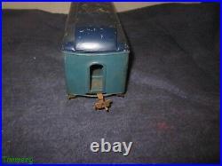 Lionel Prewar 309 Standard Gauge 2 Tone Blue Pullman Passenger Car