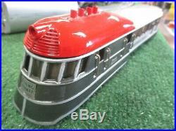 Lionel Prewar 616e Flying Yankee Streamliner Set 1935-41 Excellent Condition