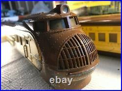 Lionel Prewar 752w Streamliner 4 Unit Set Union Pacific 753,753,754 L050
