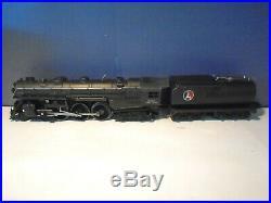 Lionel Prewar 763e 4-6-4 Hudson Steam Engine And Tender. Nicely Restored