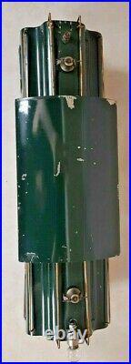 Lionel Prewar Dark Green 42, 0-4-4-0 RS Oval New York Central Lines