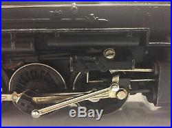 Lionel Prewar Estate Rare 225e 2-6-2 Black Steam Locomotive 1938-1942 Very Nice