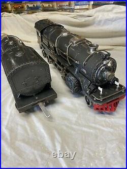 Lionel Prewar Gray 400E Standard Gauge