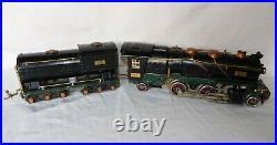 Lionel Prewar Large 260e & 260t Steam Loco & Tender