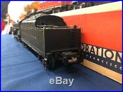 Lionel Prewar Lionel Lines 143W 2-6-2 Freight Set with Original Boxes 224E 224W