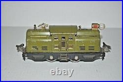 Lionel Prewar Mojave Train Set 252 Engine & 2-529, 530 Passenger Cars O Gauge