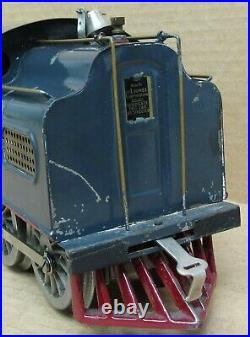 Lionel Prewar No. 42 NYC Electric Engine (Duel Motor) Standard Gauge