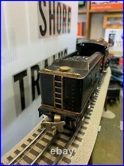 Lionel Prewar O 258 2-4-2