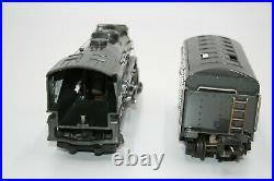 Lionel Prewar O Gauge #225e Engine And #2225tx Tender Very Nice Set