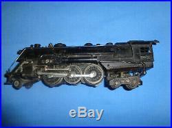 Lionel Prewar O Gauge #226E Steam Locomotive. Runs Well