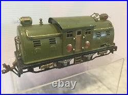 Lionel Prewar O Gauge # 254 Engine In Original Box-work