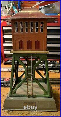 Lionel Prewar O-Gauge No. 438 Signal Tower