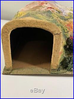 Lionel Prewar O & O-27 Gauge No. 123 Tunnel With Box Excellent