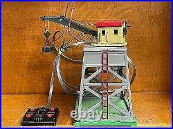 Lionel Prewar O Scale #165 Magnetic Crane Pre-owned