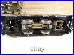Lionel Prewar O Scale 251E Engine & 605 606 Passenger Car Set