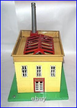 Lionel Prewar Scarce Late Color 436 Power Station! PA