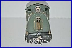 Lionel Prewar St. Gauge #10 Loco, 2-#337 Pullman & #338 Observation Pass. Cars
