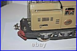 Lionel Prewar St. Gauge Mojave Double Motor #402 Electric Loco Restored