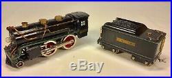 Lionel Prewar Standard Ga Steam Pass Set # 387
