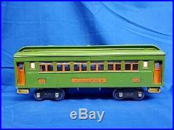 Lionel Prewar Standard Gauge 342E Electric Train Set With 318E