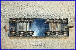 Lionel Prewar Standard Gauge 400T Blue Comet Tender