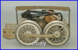 Lionel Prewar Standard Gauge #42 Locomotive Motor, Frame And Wheels
