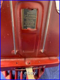 Lionel Prewar Standard Gauge #42 New York Central
