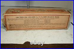 Lionel Prewar Standard Gauge #79 Crossing Signal with Original Box