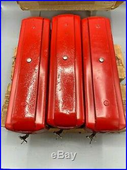 Lionel Prewar Standard Gauge Passenger Set #8 Loco & 332,337,338 Pass Cars 3 O/b
