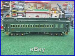 Lionel Prewar Standard Gauge State Set 414 Illinois Passenger Car Excellent Cond