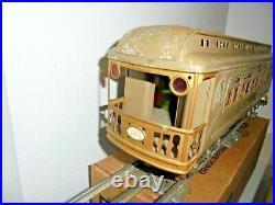 Lionel Prewar Standard Gauge Train Passenger Cars