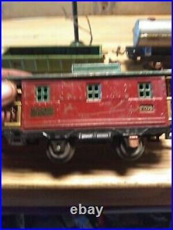 Lionel Prewar Train Set Lot