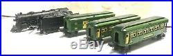 Lionel Prewar set # 190W 226E, 22226w, 2613 2614 2615 car C-7 no boxes 136679
